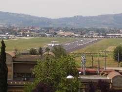 aereoporto Amerigo Vespucci di Firenze