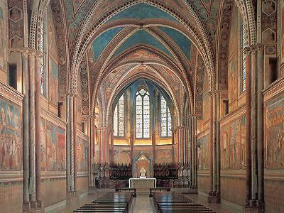 Assisi-Basilica Superiore