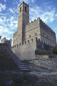 The Castle of Poppi