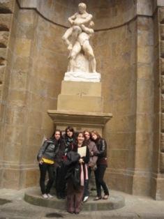 A Palazzo Pitti