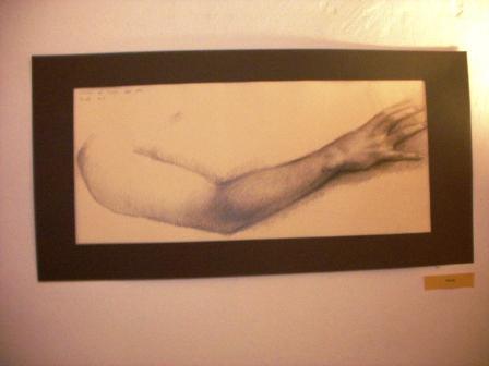 disegno di un braccio
