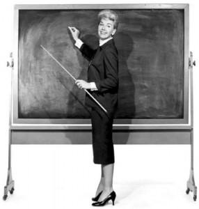 brava insegnante