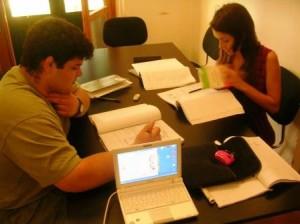 studying Italian in Italy