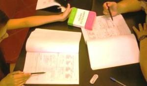 studying italian
