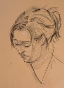Ritratto di Alessia