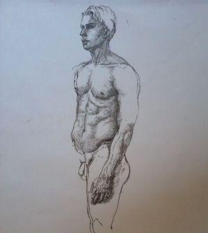 disegno nudo modelli