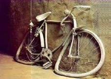la bicicletta rotta