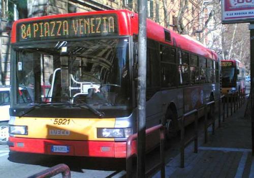 A come autobus