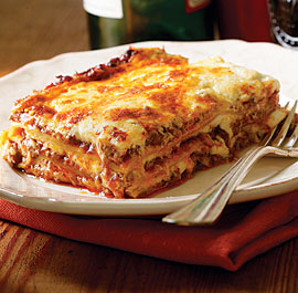 L come lasagne