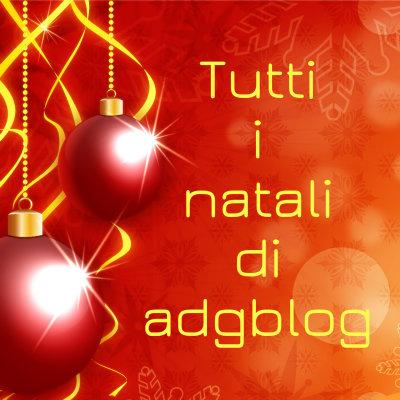 Tutti i natali di adgblog