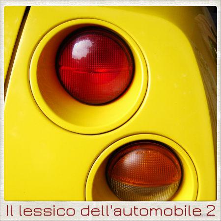 lessico automobile 2