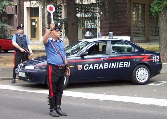 Policia o carabinieri adgblog for Disegni di posto auto coperto in piedi