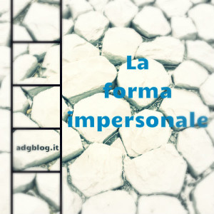 forma impersonale 2