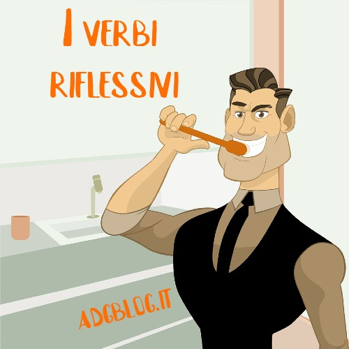 i verbi riflessivi in italiano