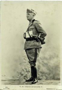 Vittorio Emanuele III, penultimo re d'Italia