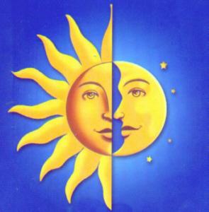 L 39 italiano con il sole la luna e le stelle adgblog for Disegni della casa del merluzzo del capo