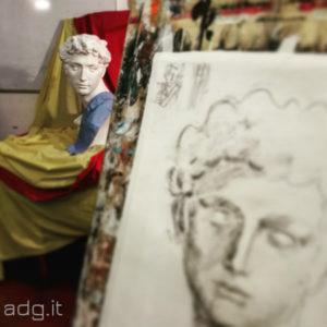 combined art workshop