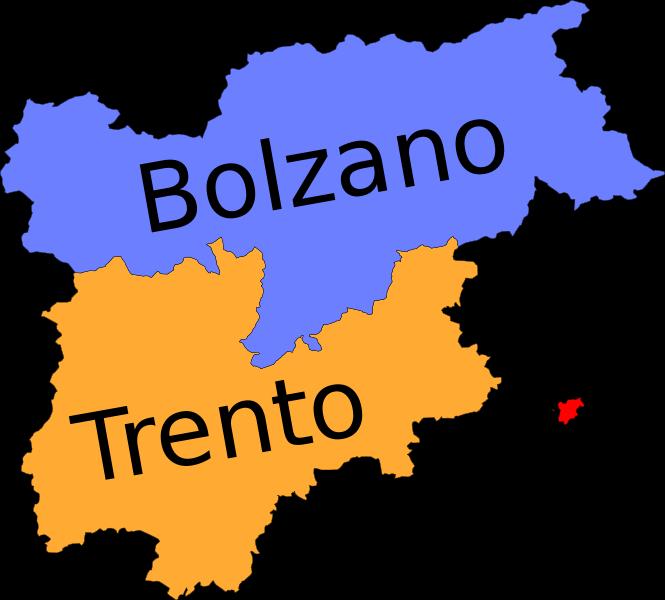 Il giro d 39 italia con le regioni il trentino alto adige for Arredamento trentino alto adige