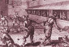 Il gioco della pallacorda