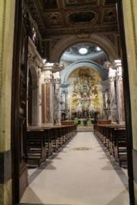 montenero interno chiesa