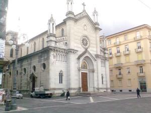 La chiesa del Santo Rosario