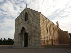 La chiesa di Santa Maria del Casale