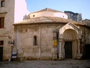 La chiesa di San Giovanni al Sepolcro