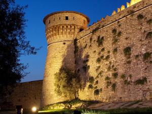 La torre dei prigionieri, parte del castello