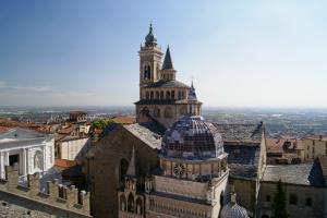 Vista dal Palazzo della Ragione