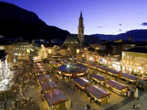 Il mercato di Natale