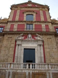 La chiesa di Sant'Agata al Collegio