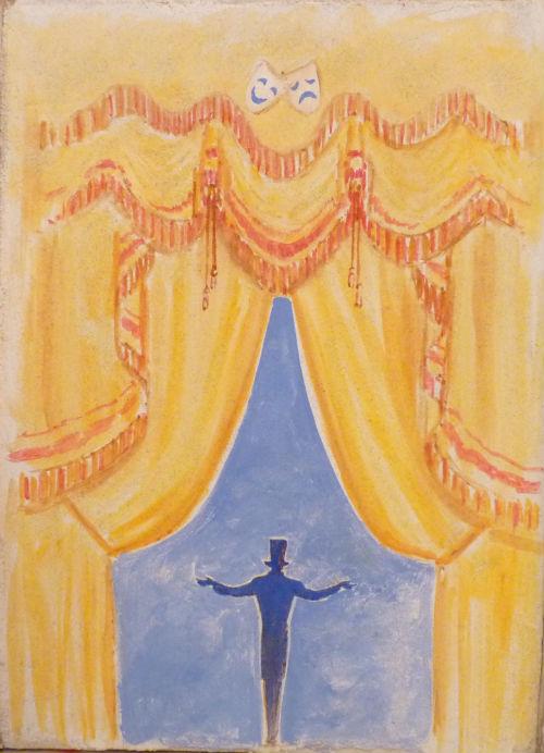 Affreschi frescoes di by cora hatz grandin firenze for Cora 11 novembre