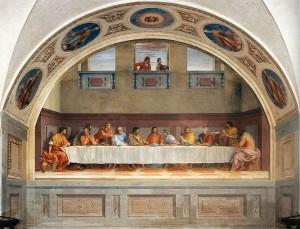 Andrea del Sarto - Cenacolo di San Salvi