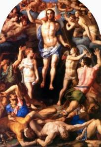 Risurrezione - Agnolo Bronzino