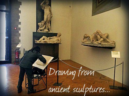 drawinginthemuseums