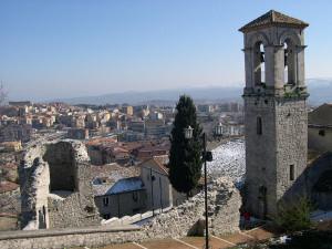 Il campanile di San Bartolomeo