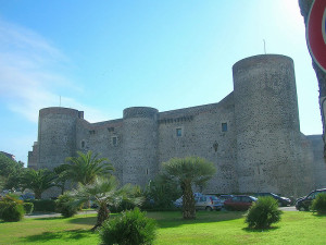 Il castello Ursino