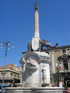 La fontana dell'Elefante