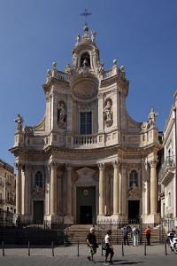 La basilica della Collegiata