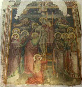 Crocifissione, Pietro Gerini (attr.)