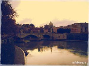 Roma verso sera