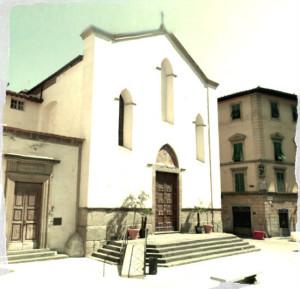 La chiesa di Sant'Ambrogio a Firenze