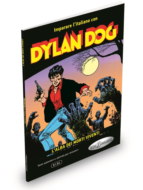 dylan dog alba COVER