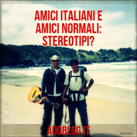 amici italiani