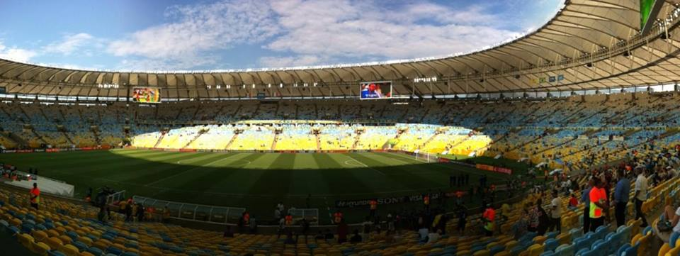 Estadio Maracaná (Río de Janeiro)