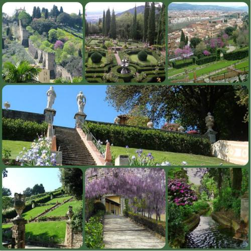 Italiano con la storia dell 39 arte il giardino bardini di - Il giardino italiano ...