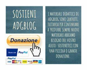 donazione per adgblog