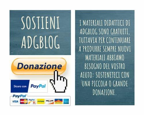 sostieni adgblog