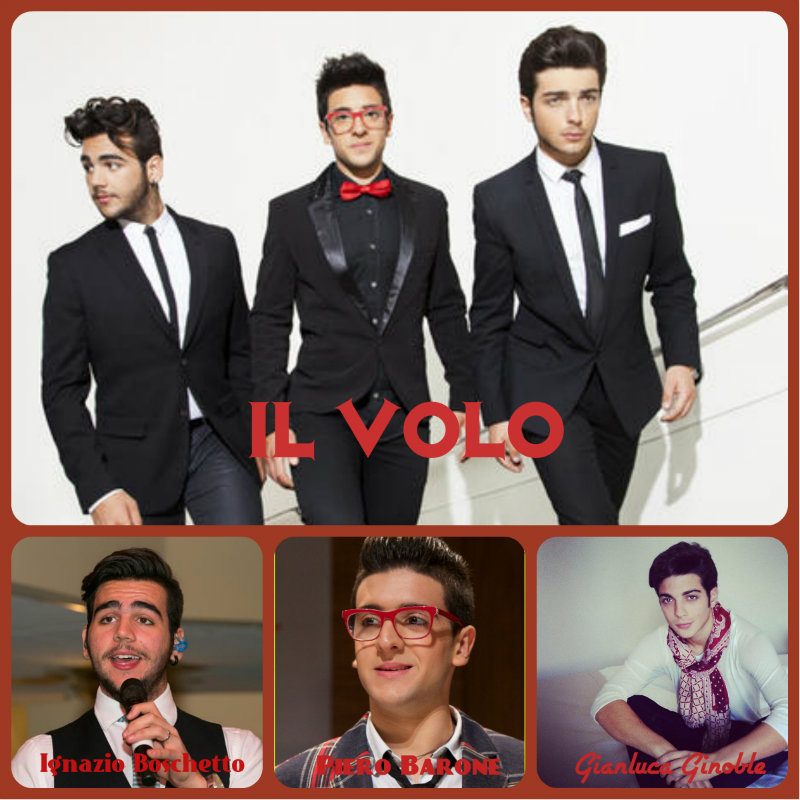 collage il volo