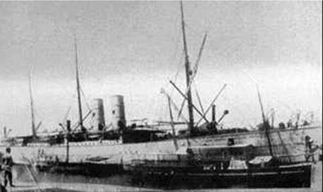 Piroscafo galileo